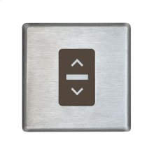 Remote Up/Down Control Stainless Steel