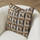 Triangle Marquetry Pillow Product Image