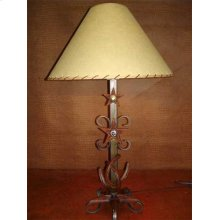 Horseshoe Lamp