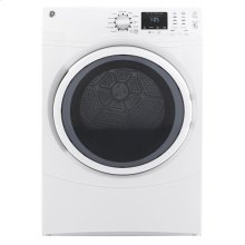 GE® 7.5 cu. ft. Capacity Front Load Gas Dryer