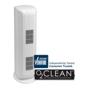 Danby HEPA Filter Tower Air Purifier With UV-C Light- White Product Image