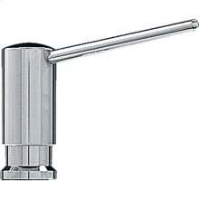 Soap dispenser Satin Nickel