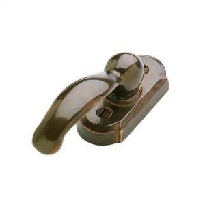 Arched Tilt & Turn Window Escutcheon - EW705 Silicon Bronze Brushed Product Image