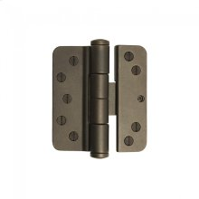 "Adjustable Hinge - 3 3/4"" Silicon Bronze Brushed"