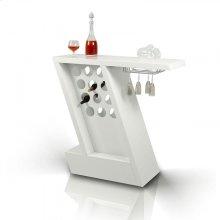 Modrest Zin - Modern White Mini-Bar Unit