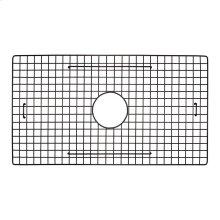 GR2614 Sink Bottom Grid, 25.75\u201d x 14.25\u201d in Mocha