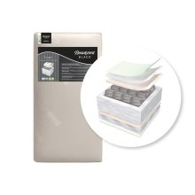 Beautyrest® Black Twilight Crib and Toddler Mattress - Beautyrest® Black Twilight Crib and Toddler Mattress