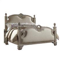 Queen Linen Bed