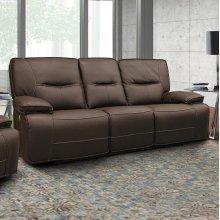 SPARTACUS - CHOCOLATE Power Sofa