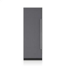 "30"" Designer Column Refrigerator - Panel Ready"