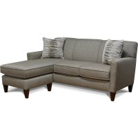 SoHo Living Collegedale Floating Ottoman Chaise 6200-25 Product Image