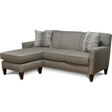 SoHo Living Collegedale Floating Ottoman Chaise 6200-25