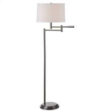 Theta - Swing Arm Floor Lamp