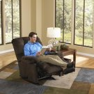 Chaise Rocker Recl w/Deluxe Heat/Massage Product Image