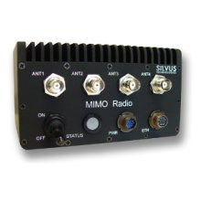 SILVUS SC3800 MIMO (4x4) DUAL BAND TRANSCEIVER