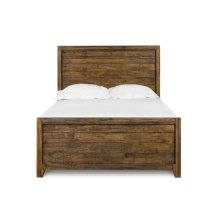 Complete Twin Panel Bed