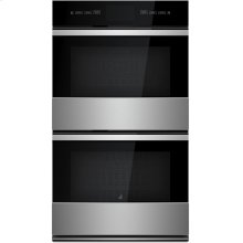 """NOIR™ 30"""" Double Wall Oven with V2™ Vertical Dual-Fan Convection System, NOIR"""