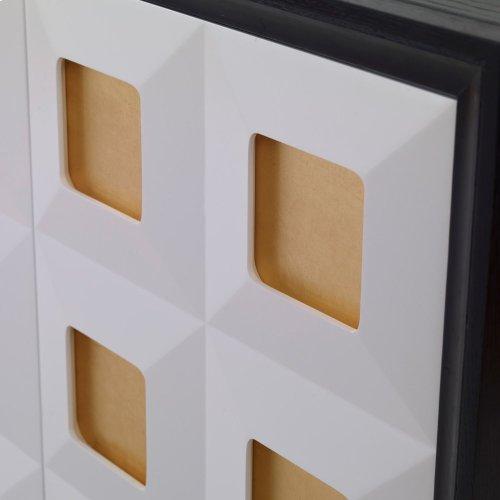Dimension 4 Door Cabinet