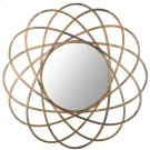 Galaxy Wall Mirror - Antique Gold Product Image