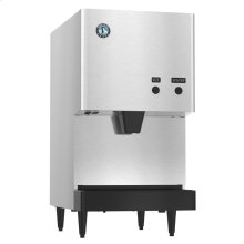 DCM-270BAH, Cubelet Icemaker, Air-cooled, Built in Storage Bin