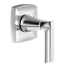Pyke Port Diverter Valve Trim Only - Polished Chrome