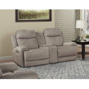 BOWIE - DOE Power Console Loveseat Product Image