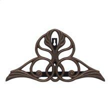 Victorian Hose Holder - Oil Rubbed Bronze