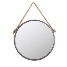 Rope & Circle Mirror
