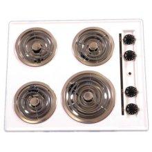 "24"" Electric Cooktop"