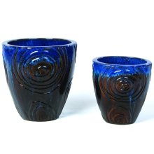 Waterdrop Planter - Set of 2