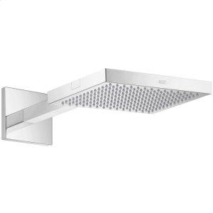 Chrome HG overhead shower Starck 240x240mm Product Image