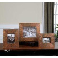Ambrosia Photo Frames, S/3