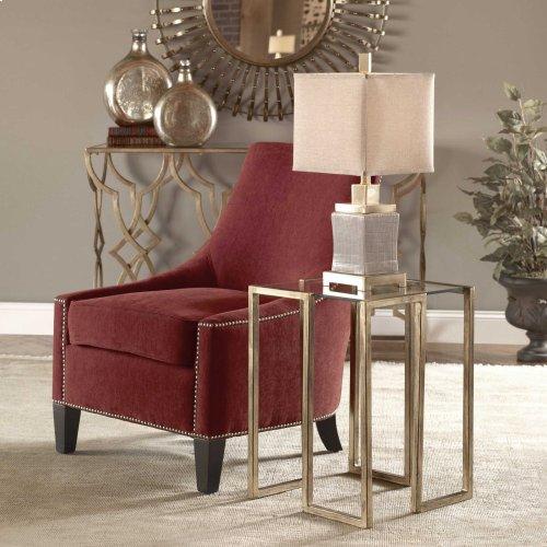 Kina Armless Chair