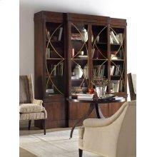 Artisan 4-Door Mahogany Grand Cabinet