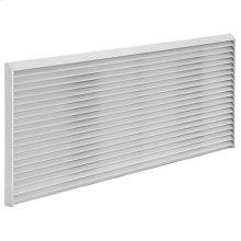 Aluminum Architectural Outdoor Grille