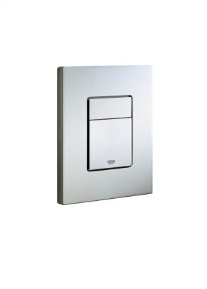 Skate Cosmopolitan Wall plate, stainless steel Product Image