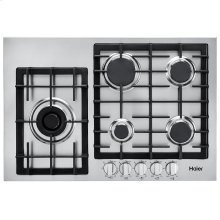 "Haier 30"" Gas Cooktop"