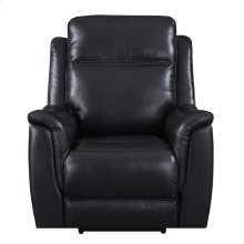 SU-BO13 Collection  Recliner with Power Headrest and Lumbar  Black