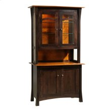 San Marino 2 Door Hutch