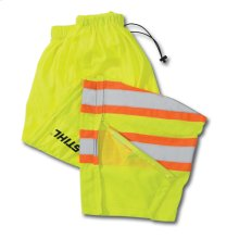 Make these reflective safety pants part of your class 3 reflective work wear.