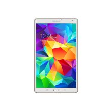 "Samsung Galaxy Tab S 8.4"" 16GB (Wi-Fi) (Certified Refurbished), Dazzling White"