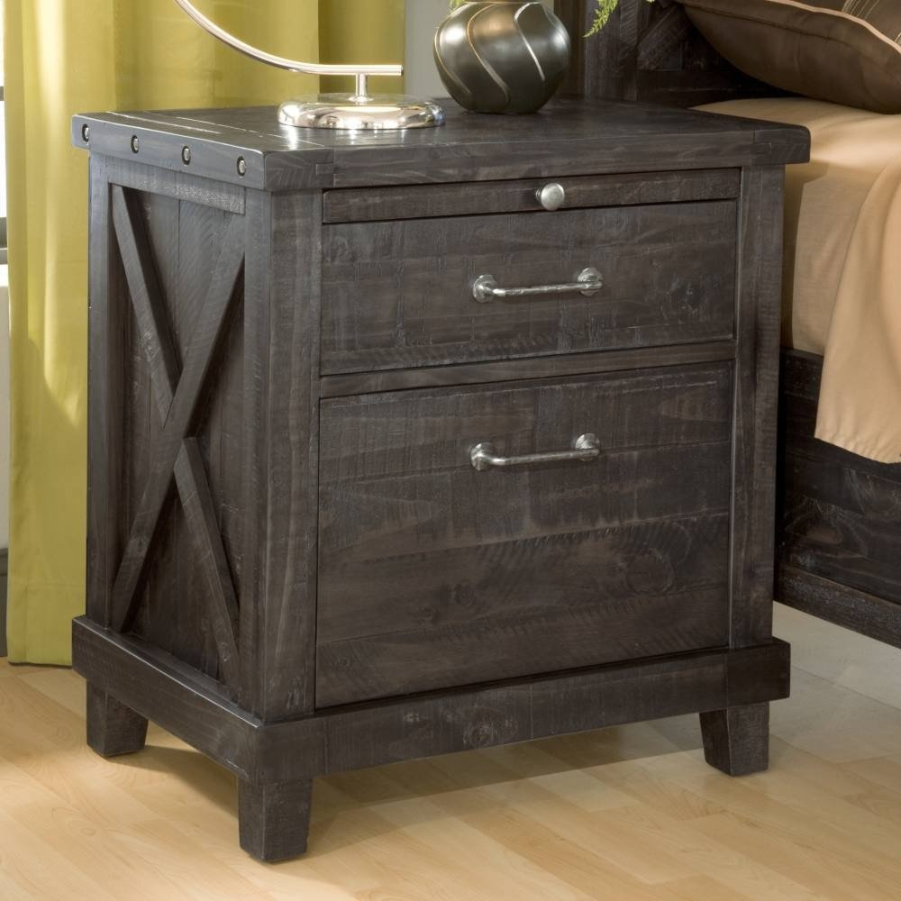Yosemite Nightstand