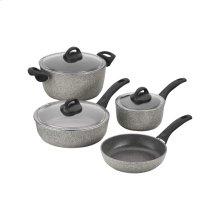 Ballarini Parma 7-pc Forged Aluminum Nonstick Cookware Set