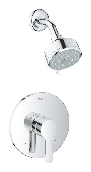 Lineare Shower Combination Product Image