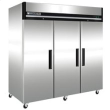 Reach-In Refrigeration X-Series