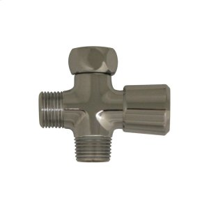 Showerhaus solid brass shower diverter. Product Image