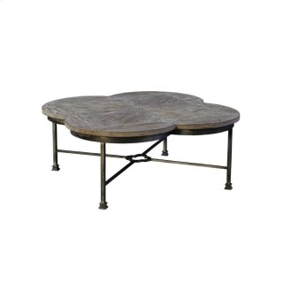 Clover Cocktail Table