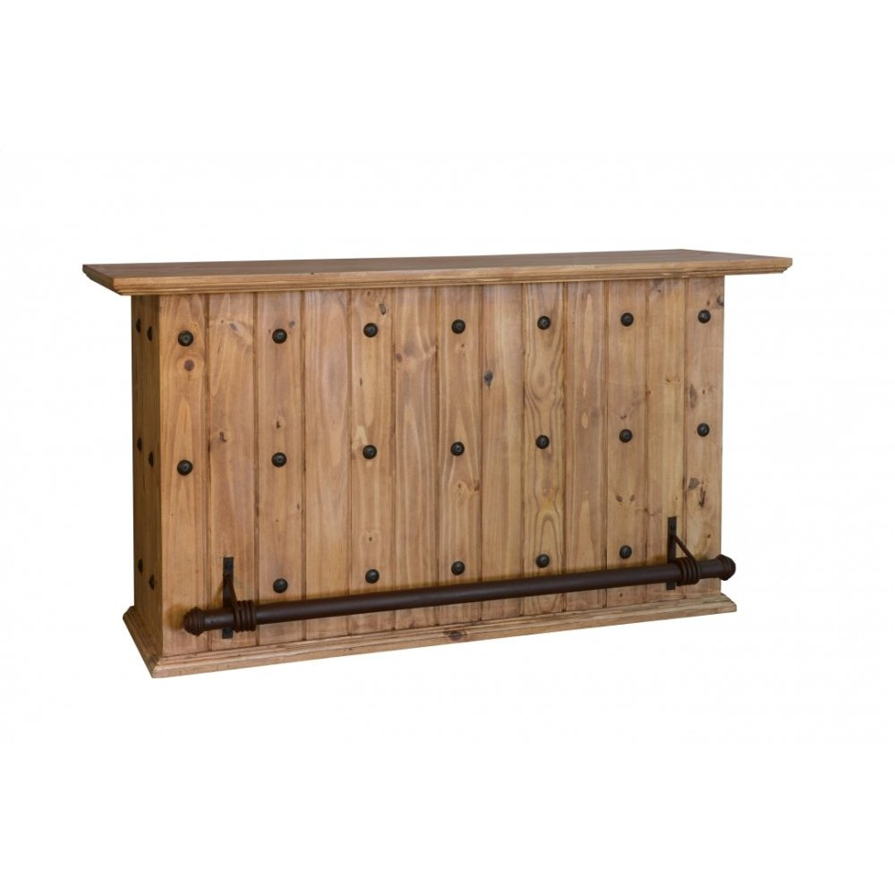 Traditional Tongue and Groove Bar