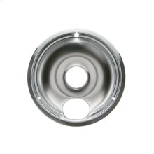 8 inch Electric Range Trim Ring and Burner Bowl
