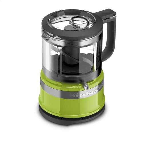 3.5 Cup Food Chopper - Green Apple